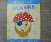 BOJANKA MASKE 560504