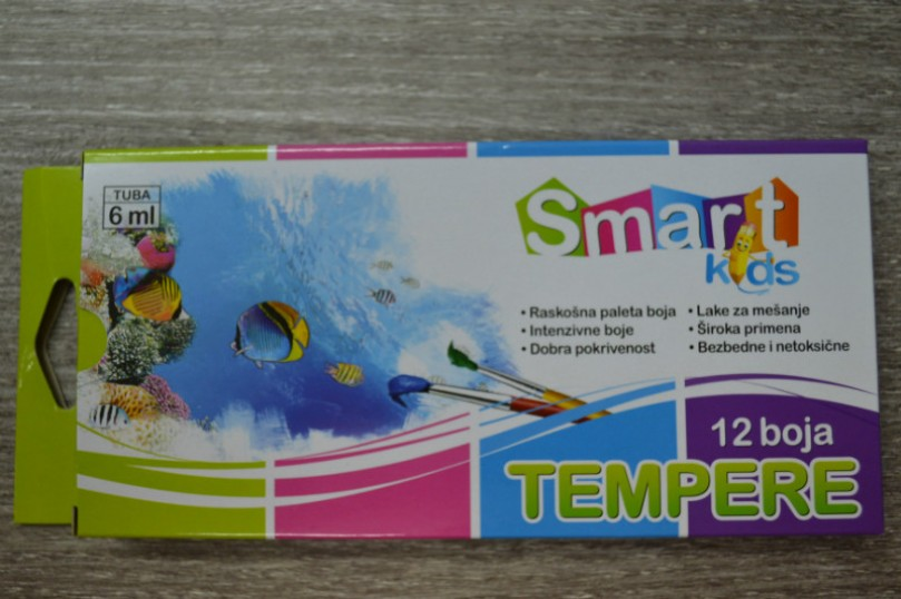 TEMPERA SMART 1/12 6ml 569927