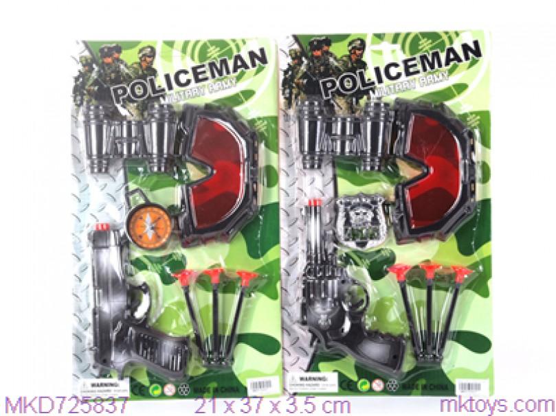 POLICIJSKI SET MKD725837