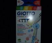 FLOMASTERI GIOTTO BICOLOR 1/8 423109
